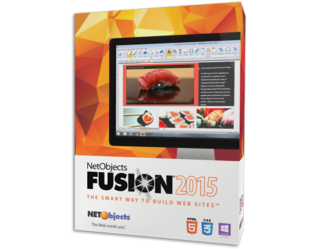 powerful website design software - netobjects fusion